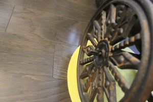 Iron Cannon Shaped Clock $399.99