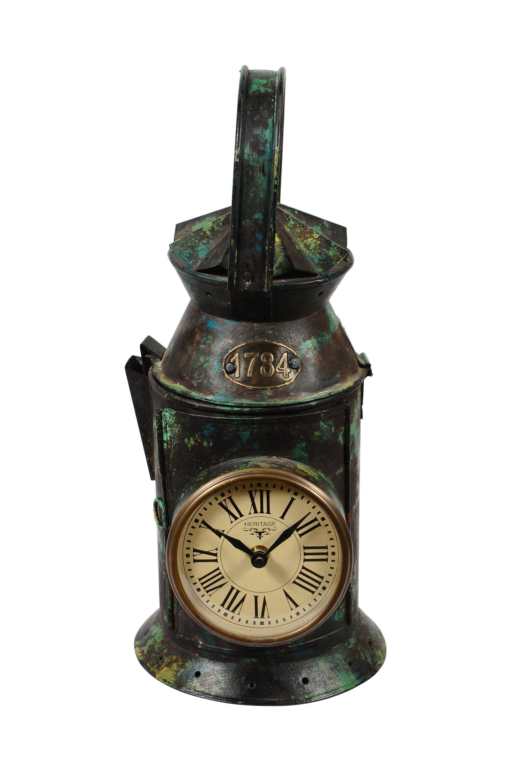 Upcycled Lantern Clock (FS-1608)