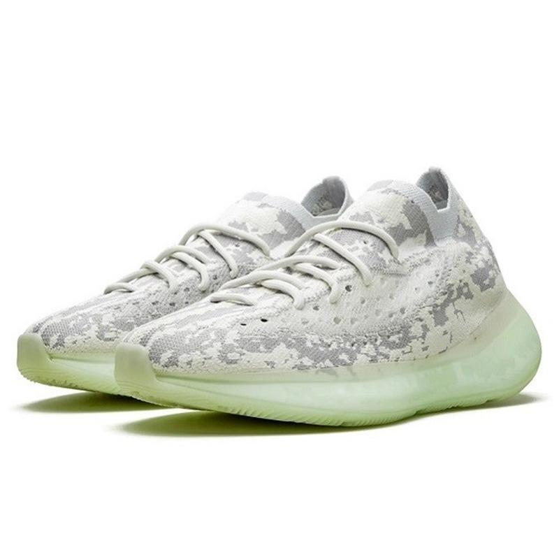 "Fake YEEZY Boost 380 ""Alien"" Men's Sneakers 