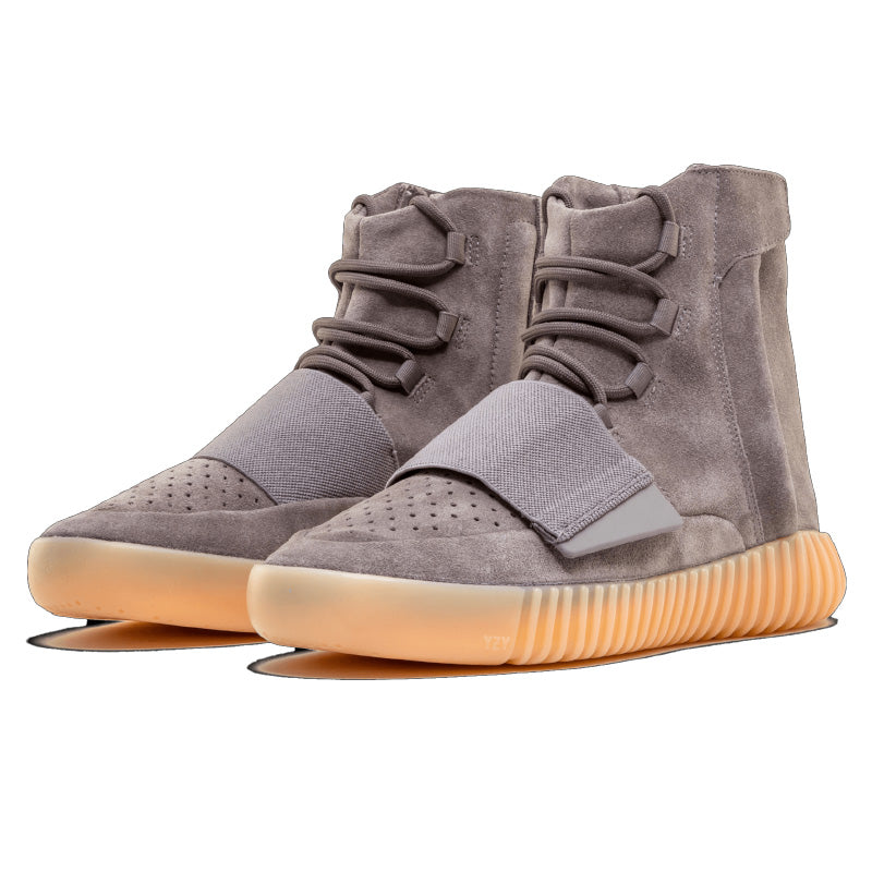 "Yeezy Boost 750 ""Grey Gum"" Sneakers"