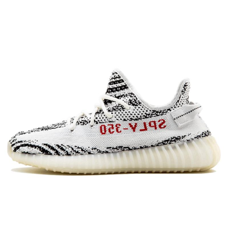 "Fake Yeezy Boost 350 V2 ""Zebra"" Men's Sneakers Sneakers 