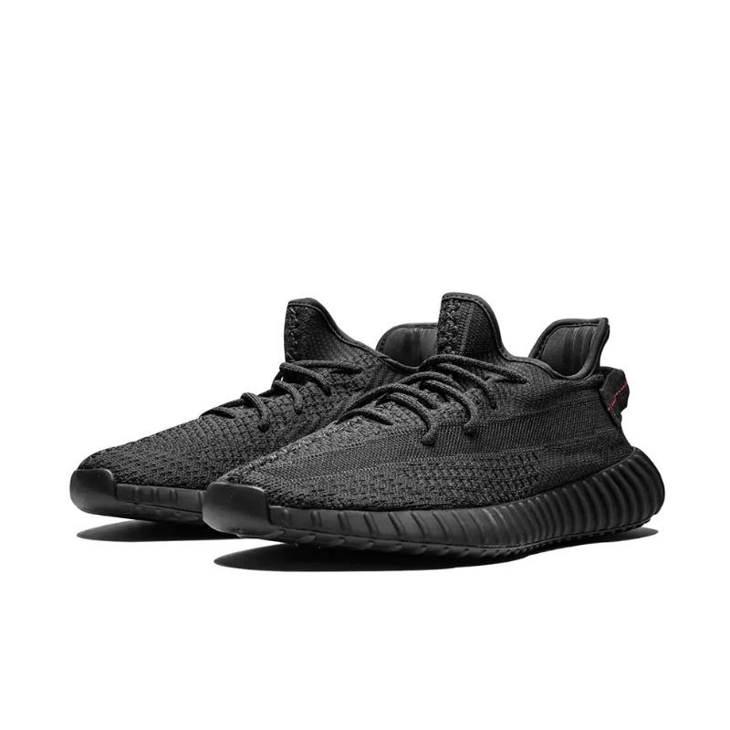 "Yeezy Boost 350 V2 Reflective ""Black Static"" sneakers 