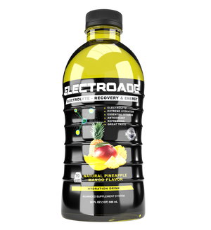 Load image into Gallery viewer, Pineapple/Mango Every day Hydration Drink - 32oz