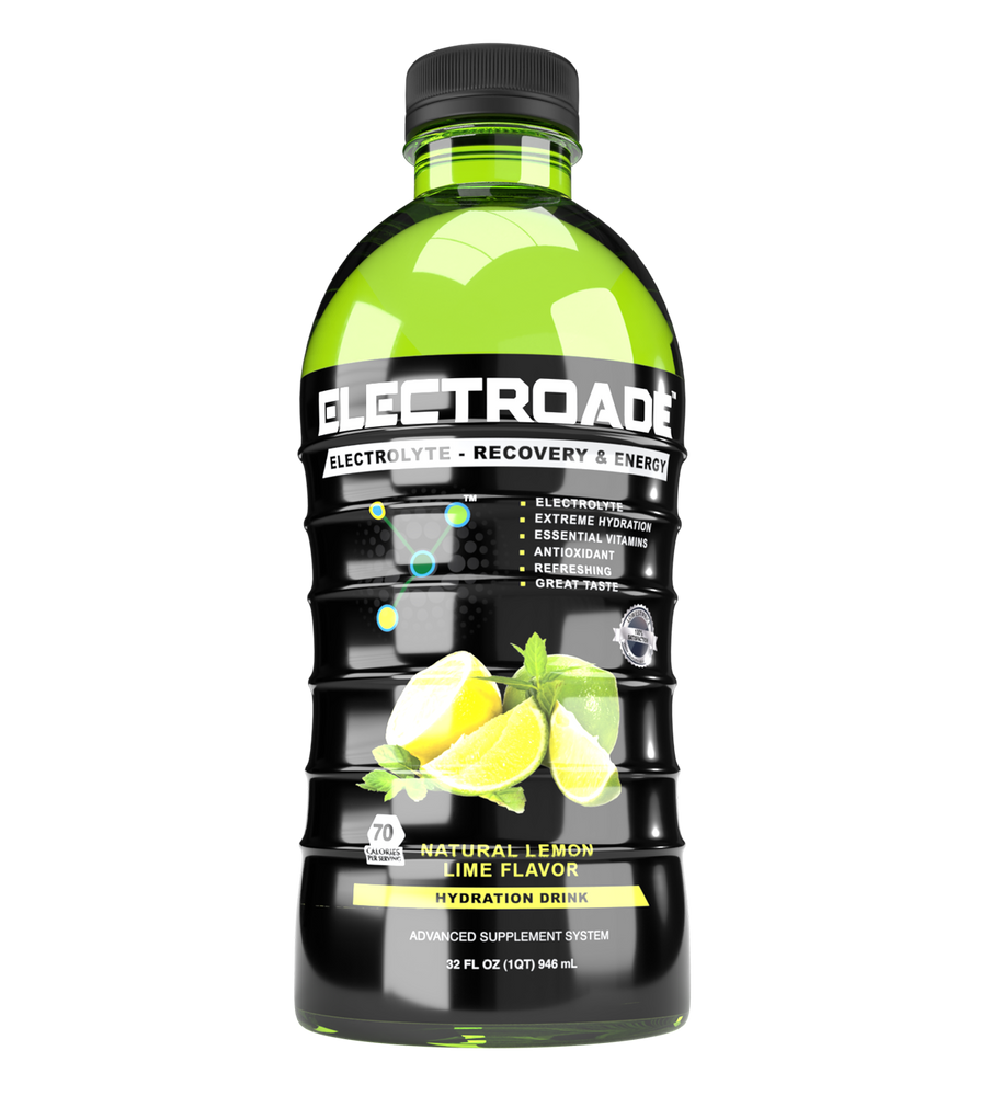 Lemon Lime Every day Hydration Drink - 32oz