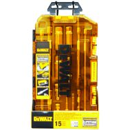 DEWALT Tough Box Tool Kit, Accessory Set