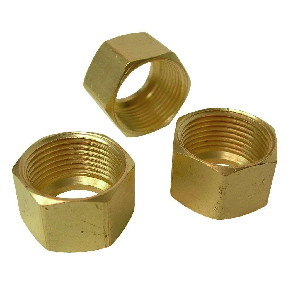 1/4'' OD Compression Nut Other Plumbing Triple S