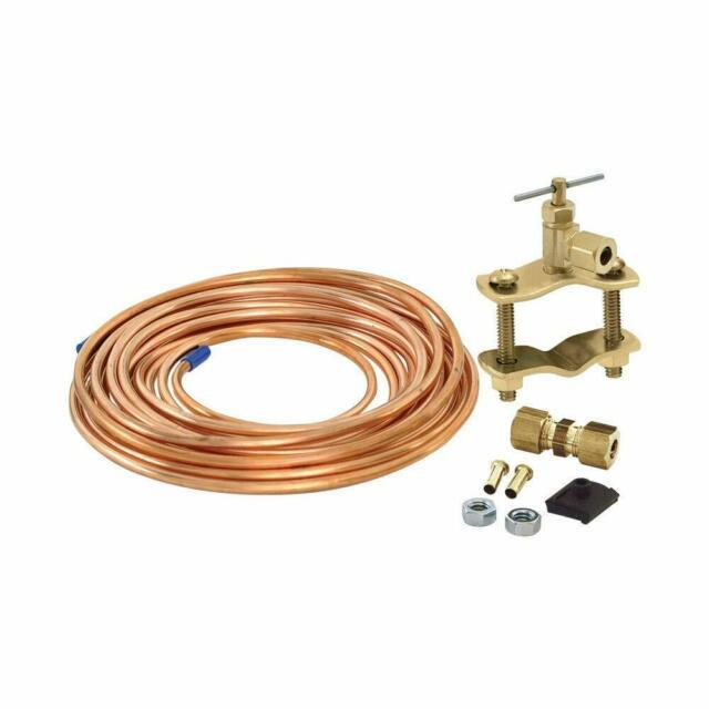 15' copper ice maker installation kit Other Plumbing Aqua Plumb