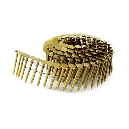15 Degree Round Head Coil Roofing Nail Nails Meite