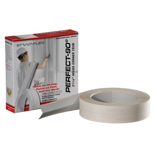 "Strait-Flex Flexible Corner Bead Tape 2"" x 100'"