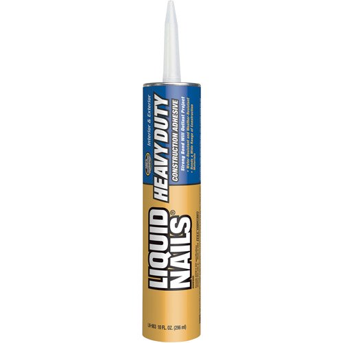 Liquid Nails Heavy Duty Construction Adhesive 10 oz.