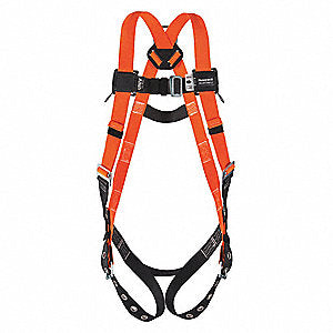 Honeywell Titan Full Body Harness LG/XL w/ Tongue Buckle