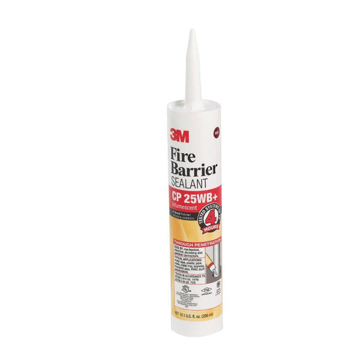 3M 11638 Fire Barrier Red Brown Caulk CP-25 Caulking & Sealants Altium Supply Co.
