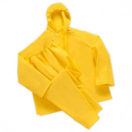 10 MIL EVA YELLOW RAIN SUIT