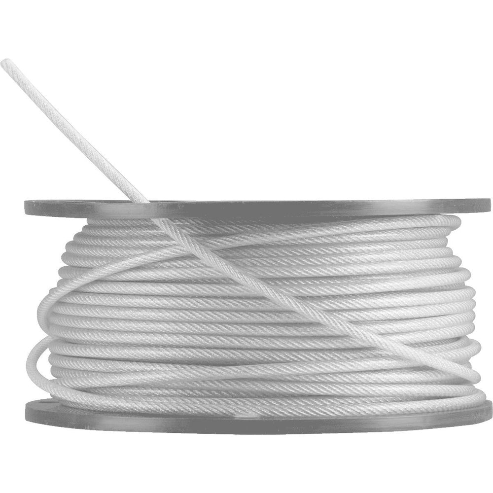 7000497 CABLE,1/8-3/16,COATED,BK Accessories Apex