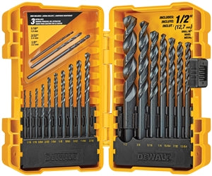 20pc Black Oxide Metal Dr