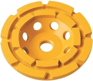 4 Cup Wheel Heavy Material