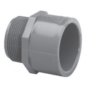 ABB E943D PVC 1/2 Male Adapter Electrical Louis Shiffman