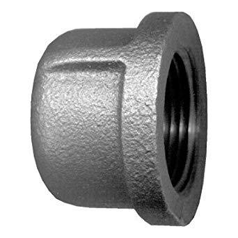 Black Iron Cap Black Iron Fitting Altium Supply Co.