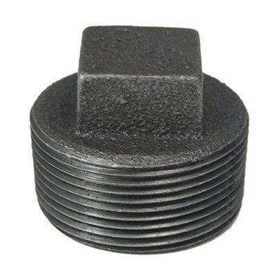 Black Iron Plug Black Iron Fitting Altium Supply Co.