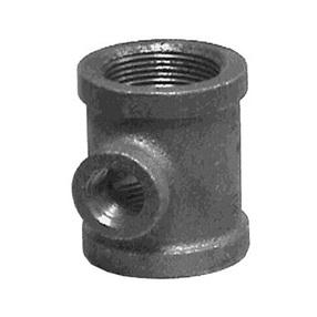 Black Iron Reducing Tee Black Iron Fitting Altium Supply Co.