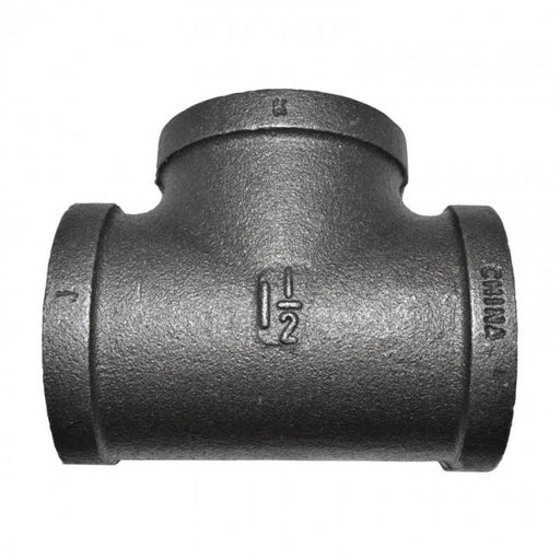 Black Iron Tee Black Iron Fitting Altium Supply Co.