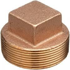 Brass Plug Brass Fitting Altium Supply Co.