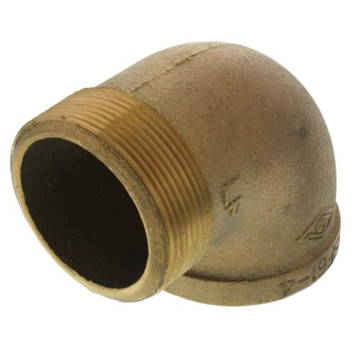 Brass ST Elbow 90° Brass Fitting FBS