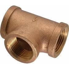 Brass Tee Brass Fitting Altium Supply Co.