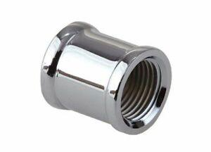 Chrome Coupling Chrome Fitting Altium Supply Co.