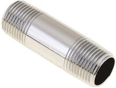 Chrome Nipple Chrome Fitting Altium Supply Co.