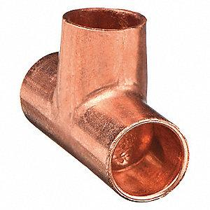 Copper CxC Tee Copper Fitting Altium Supply Co.