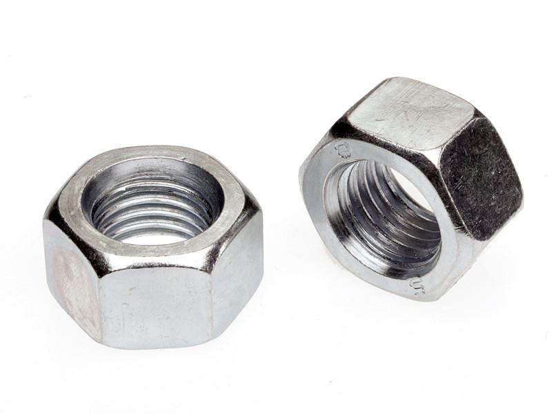 Finish Hex Nut Zinc Nuts, Bolts, & Washers Allfasteners