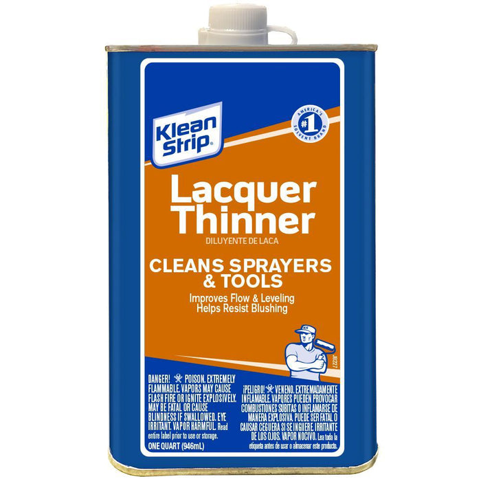 Klean Strip Lacquer Thinner Thinner Klean Strip