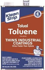 Klean Strip Toluene Thinner 1 Gal. Thinner Klean Strip