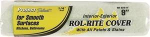 Linzer 9 Inch Utility Smooth Surface Roller Fabric Cover Rollers & Poles Linzer