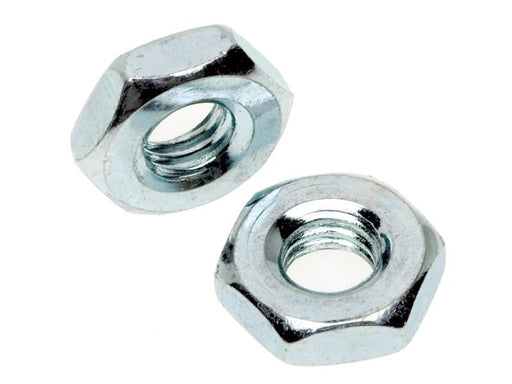 Machine Screw Hex Nut Zinc Nuts, Bolts, & Washers Allfasteners
