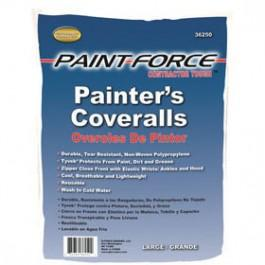 Paint-Force Painter's Coveralls 1 PC/Bag Workwear Pacoa