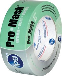 "Pro Mask Green Tape, 1.41"" x 60 Yards, Masking Tape Tape IPG"