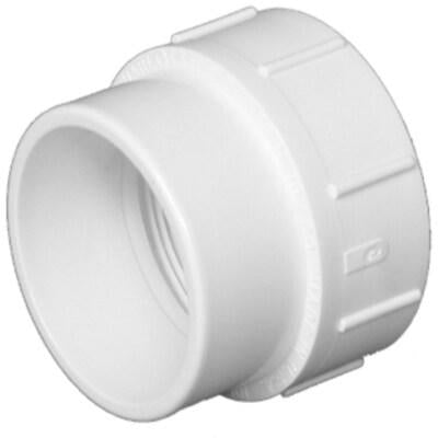 PVC Cleanout Adapter w/o Plug PVC Fitting Altium Supply Co.