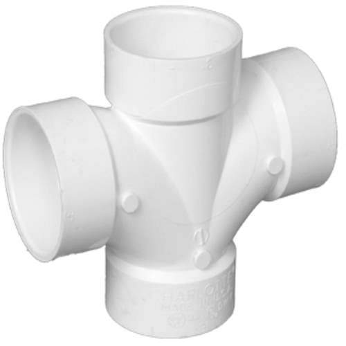 PVC Double Tee PVC Fitting Altium Supply Co.