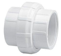 PVC Sch. 40 Union PVC Fitting Altium Supply Co.