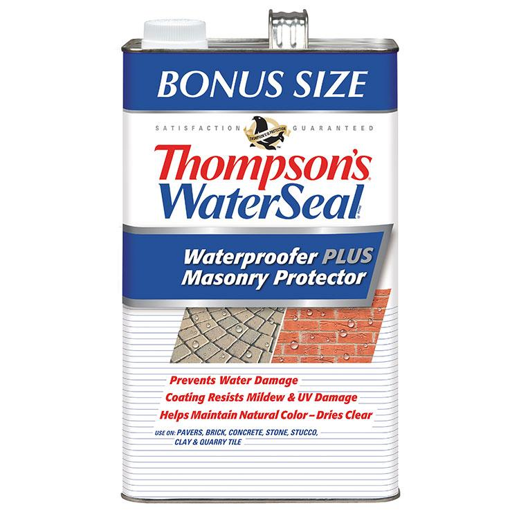 Thompson's Water Seal Caulking & Sealants Thompson