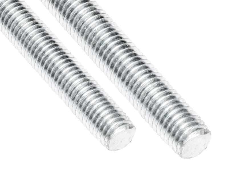 Threaded Rod Zinc Cement & Masonry Allfasteners
