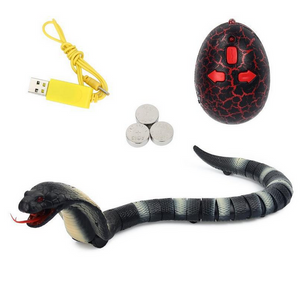 Remote Control Snake Toy(Buy 2,Free shipping)