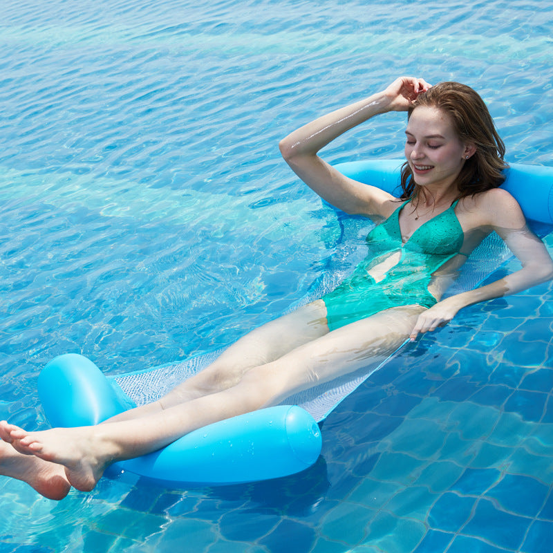 Water Swimming Pool Portable Floating Bed Floating Chair