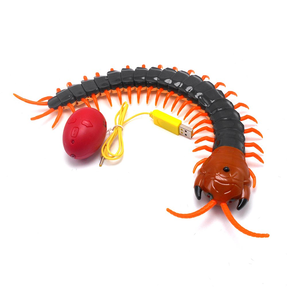 Remote Control Animal Centipede Creepy-crawly Prank Funny Toys