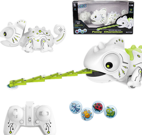 Remote Control Chameleon 2.4GHz Pet