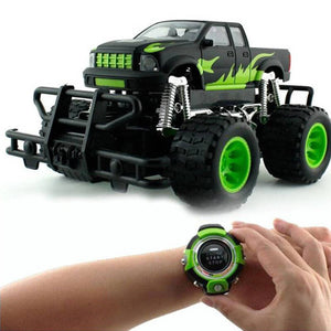 2WD Can Control by Watch and Voice RC Car RTR 2.4G