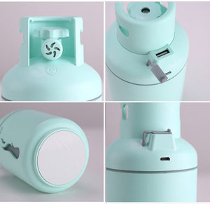 Gas Tank Humidifier-Pleasing to the eye and the fragrance overflowed