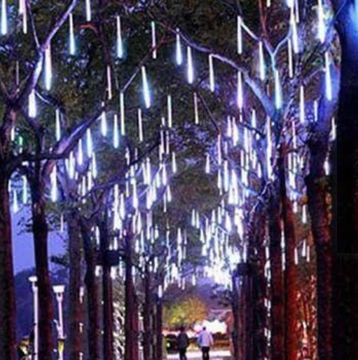 Snow Fall LED Lights(8 Tubes)